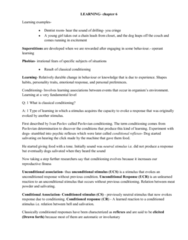 textbook-notes-for-chapter-6-psy100