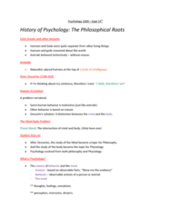 history-of-psychology
