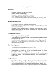 philosophy-final-notes