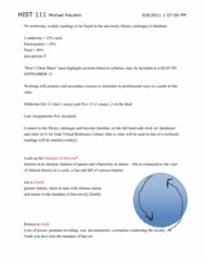 september-notes
