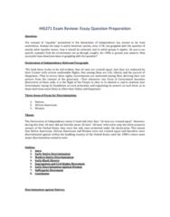 his271-exam-essay-question-preparation