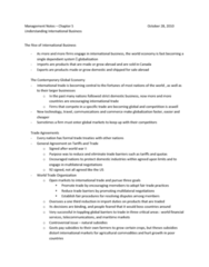 management-notes-chapter-5