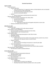 december-exam-review
