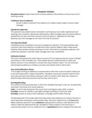 media-study-final-notes