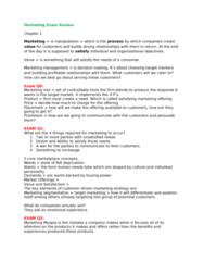 marketing-exam-1-review