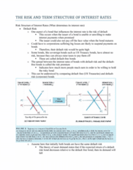 risk-and-term-structure-of-interest-rates-mishkin