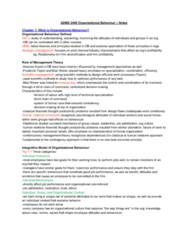 adms-2400-organizational-behaviour-course-notes