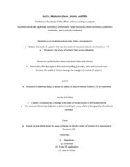jan-13-mechanics-forces-vectors-and-fbd-docx