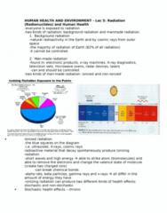 human-health-and-environment-lec-6-radiation-and-human-health-doc