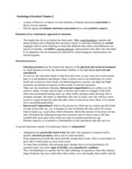 psychology-of-emotion-chapter-2-docx