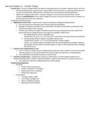 garrison-chapter-11-transfer-pricing-docx
