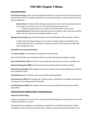 itm330-chapter-5-notes-docx
