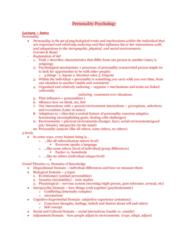 psyc2600c-personality-psychology-john-zalenski-fall-2010-full-sets-of-class-notes-good-luck-on-exams-