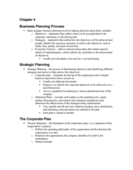 advertising-chapter-4-notes