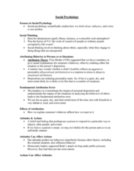 social-psychology-docx