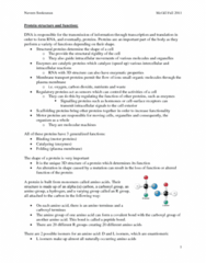 1-protein-structure-and-function-pdf