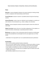 si-chpt-12-schools-and-fromal-education-text-and-lecture-study-notes-doc