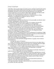 social-psychology-lecture-3-docx