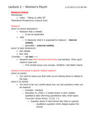lecture-2-women-s-psych-docx