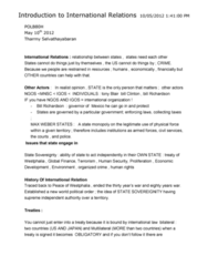 introduction-to-international-relations-docx