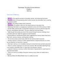 psychology-chapter-8-doc