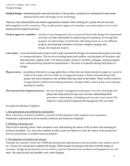 mis in manufacturing docx Info1400 chapter 2 review questions 1 what are business processes  mis differs from tps in that mis deals with summarized and compressed data from the tps.