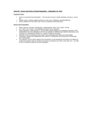 class-05-power-and-forms-of-social-regulation-september-19-docx
