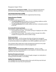 management-chapter-9-notes-docx