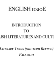 first-semester-terms-pdf