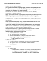the-canadian-economy-docx
