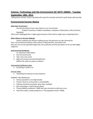 science-technology-and-the-environment-sc-nats-1840a-tuesday-september-18th-2012