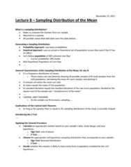 lecture-8-sampling-distribution-of-the-mean-november-15-docx