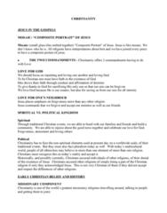 fe-christianity-notes-doc
