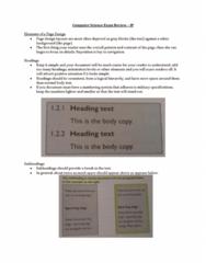 information-presentation-exam-review