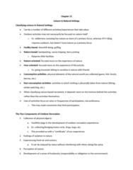 rec-100-chapter-12-textbook-notes