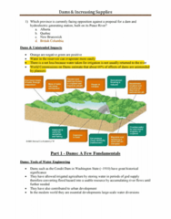 earth-science-2ww3-lecture-5-dams-increasing-supplies-pdf