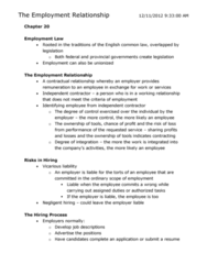 ch-20-the-employment-relationship-docx