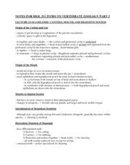notes-for-biol-211-intro-to-vertebrate-zoology-part-2
