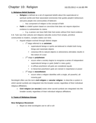 sociology-chapter-10-docx