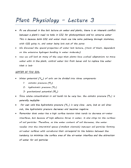 plant-physiology-lecture-3-docx
