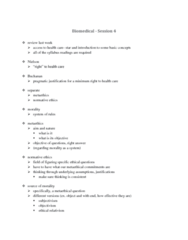 biomedical-session-4