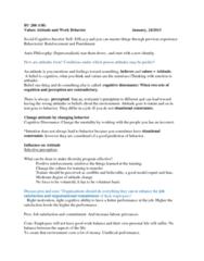 values-attitude-and-work-behavior-docx