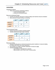 8-4kf3-ch-8-scheduling-resources-and-costs-docx