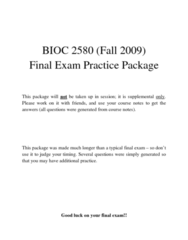 bioc-2580-sample-exam