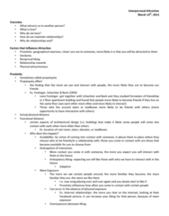 lecture-on-interpersonal-relationships-docx