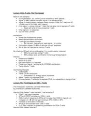immuno-cd8-t-cells-lecture-notes-docx