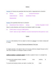 vectors-inertia-and-newton-s-first-and-second-law-phys-docx
