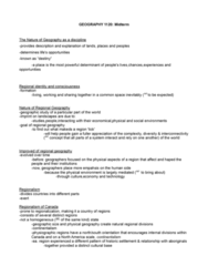 geography-1120-midterm-notes