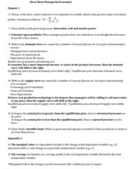cheat-sheet-managerial-economics