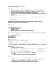 intro-to-physical-anthropology-lecture-2-docx